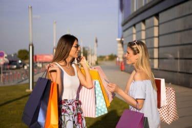 買い物とキャリア