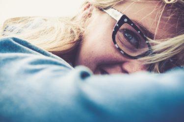 メガネの私と向き合う