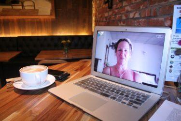 Skype(TV電話)の恩恵