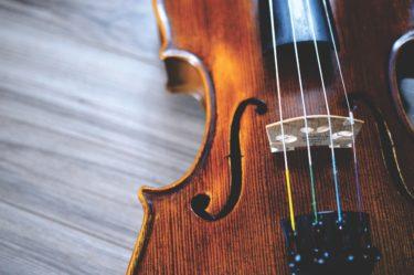 バイオリンに救われた日のことを忘れない
