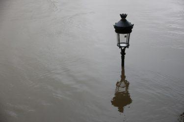 大雨の恐怖