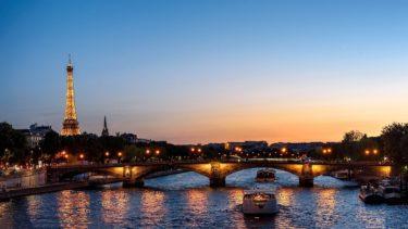 パリに住みたいと、言ってみたら