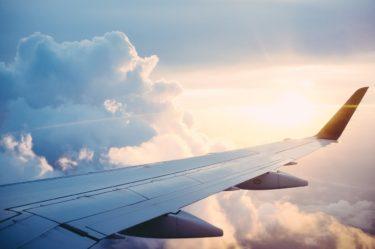飛行機と身体への負担
