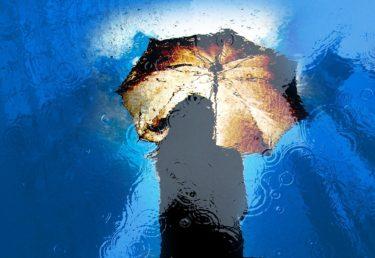 雨の日と、ハイヒール