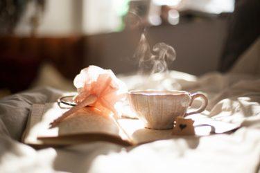朝の挨拶習慣