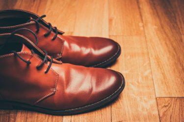 綺麗な靴、丁寧な接客