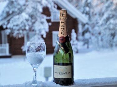 Champagneに心を委ねる