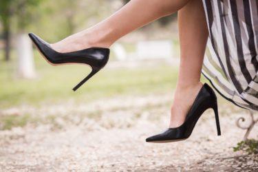 素敵な靴をお召しですね